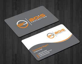 #12 for Design some Business Cards for BOIS CONCEPTION by papri802030
