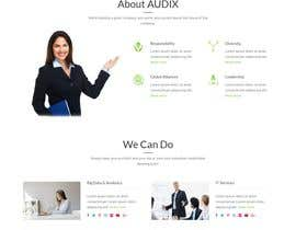 #10 for Audix Website by rohitkatarmal