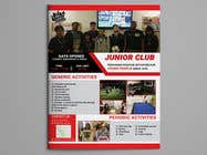 Graphic Design Kilpailutyö #44 kilpailuun Design 2 double sided flyers to advertise a youth centre.