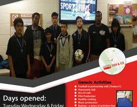 Nro 21 kilpailuun Design 2 double sided flyers to advertise a youth centre. käyttäjältä zainebgfx
