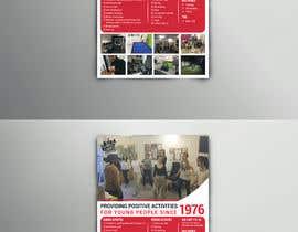Nro 29 kilpailuun Design 2 double sided flyers to advertise a youth centre. käyttäjältä shapelover