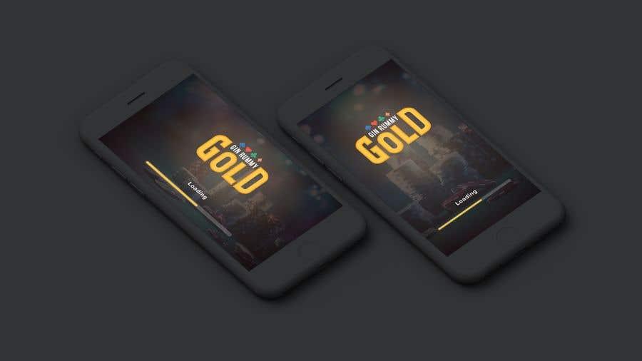 Entry #6 by Nayemhasan09 for Mobile Game App Splash Screen + Logo