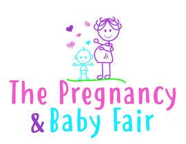 #1 for The Pregnancy & Baby Fair Logo by resca1988