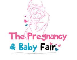 #18 for The Pregnancy & Baby Fair Logo by resca1988