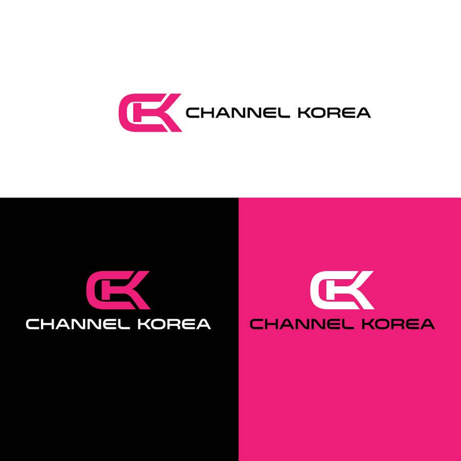 Contest Entry #11 for Desain Logo Website Channel korea