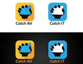 Yohanna2016 tarafından Catch Apps Logo için no 26