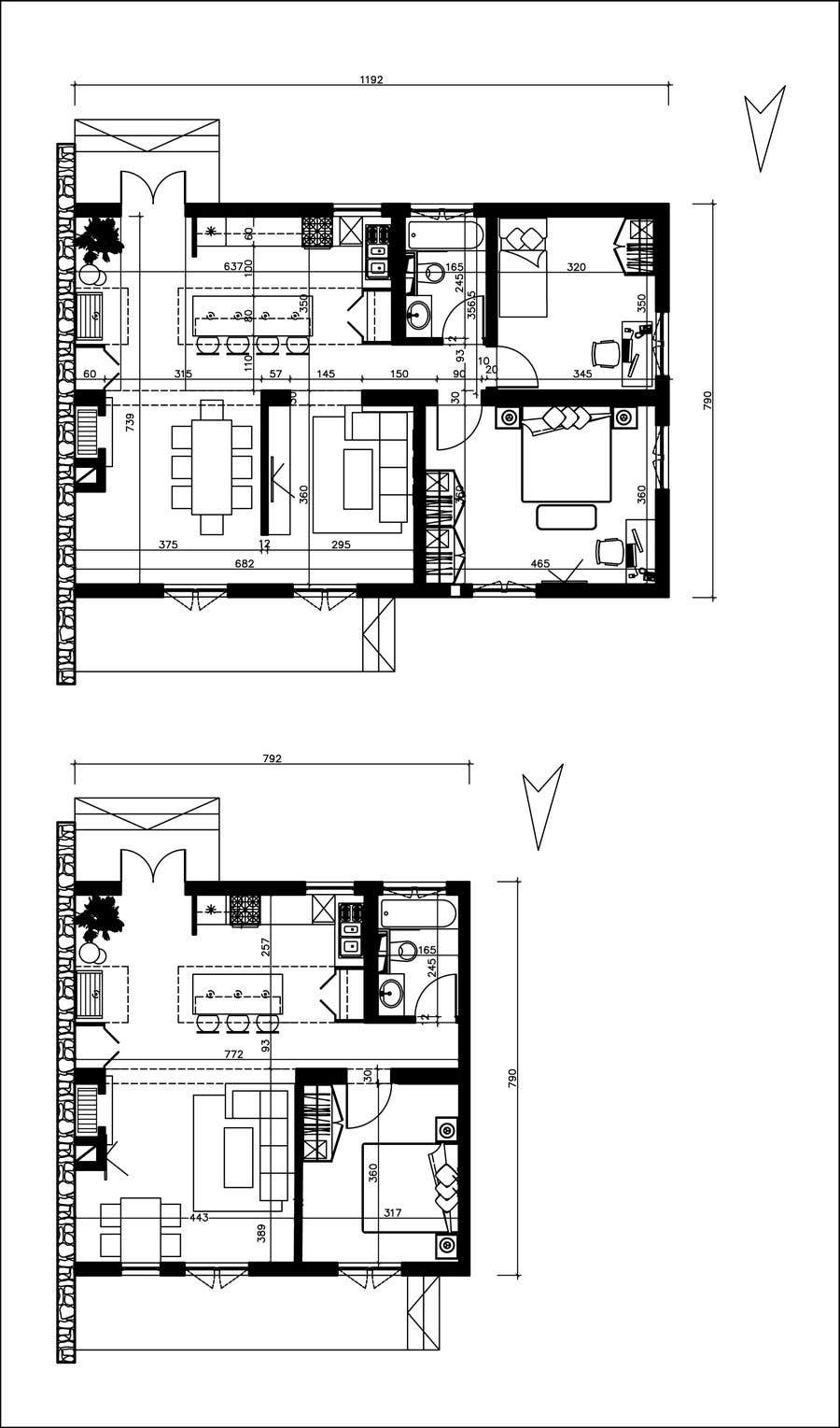 Entry #156 by gumenka for House and Landscaping - Schematic ... on interior design board layout, interior design plan view, interior design flowchart, interior design block diagram,