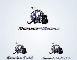 #54 para Projetar um Logo for Morando na Mochila (travel blog) por BuDesign