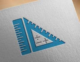 #46 untuk Design minimalistic logo for Math Library oleh mithupal