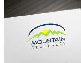 #25 untuk Mountain TeleSales Logo oleh momotahena