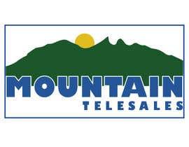 #13 untuk Mountain TeleSales Logo oleh ricardosanz38
