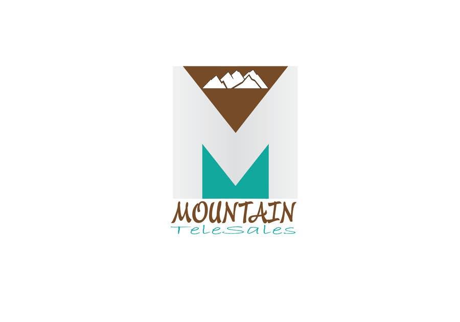 Penyertaan Peraduan #                                        20                                      untuk                                         Mountain TeleSales Logo
