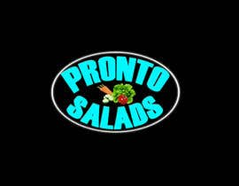 #22 untuk Design a Logo for Pronto Salads oleh madhvi7