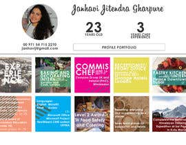 #7 untuk Design a Instagram Themed CV, oleh Emeirfaizal