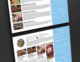 #3 untuk Design a Instagram Themed CV, oleh Ivy92