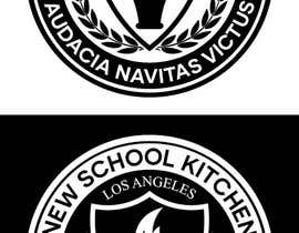 "NikoMDesign tarafından Design a Logo for ""New School Kitchen"" restaurant için no 78"