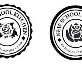 "a1friend tarafından Design a Logo for ""New School Kitchen"" restaurant için no 70"