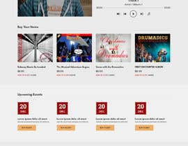 #5 สำหรับ Independent Music Website/Store WordPress Theme Template Needed โดย yasirmehmood490