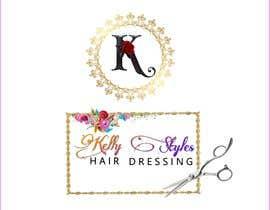 #24 para I need some Graphic Design for a Hair Dressing Logo de JoyHussein
