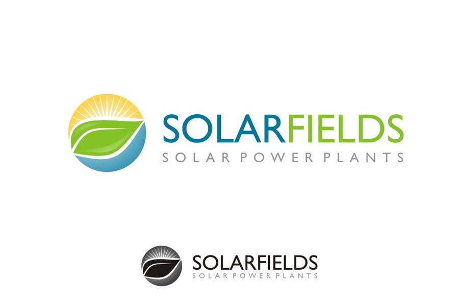 Contest Entry #                                        458                                      for                                         Logo Design for Solar Fields