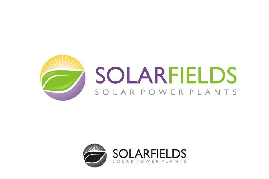 Contest Entry #                                        462                                      for                                         Logo Design for Solar Fields