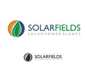 #534 za Logo Design for Solar Fields od DesignMill