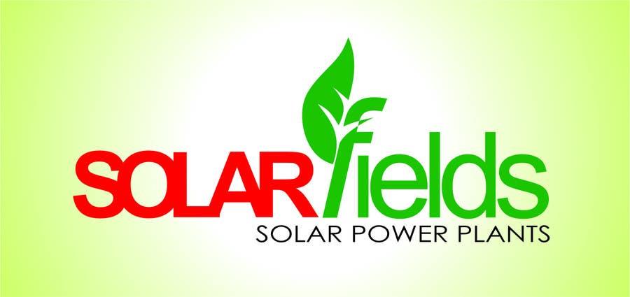 Contest Entry #                                        626                                      for                                         Logo Design for Solar Fields