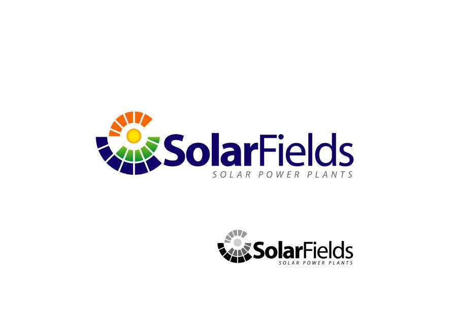 Contest Entry #                                        520                                      for                                         Logo Design for Solar Fields