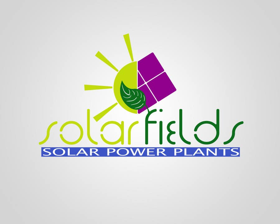 Contest Entry #                                        563                                      for                                         Logo Design for Solar Fields