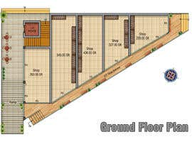 #6 for Presenting a floor plan in an attractive way by RixLyendo100