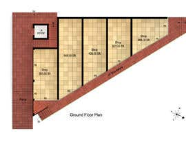 #12 for Presenting a floor plan in an attractive way by priyatnadp