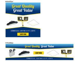 #61 for 1 email banner & 1 web banner required by hemotim