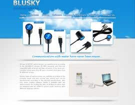 #84 for Website Design for BLUSKY optical probes by korakstudio