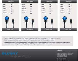 #116 untuk Website Design for BLUSKY optical probes oleh Agilitron
