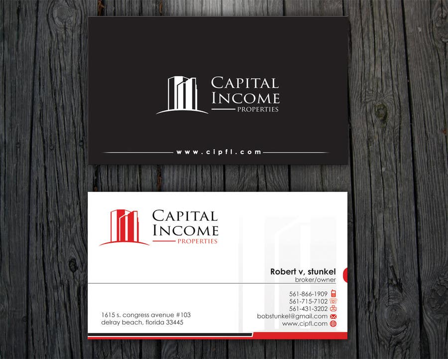 Entry 28 by aminur33 for design some business cards for commercial contest entry 28 for design some business cards for commercial real estate company reheart Choice Image