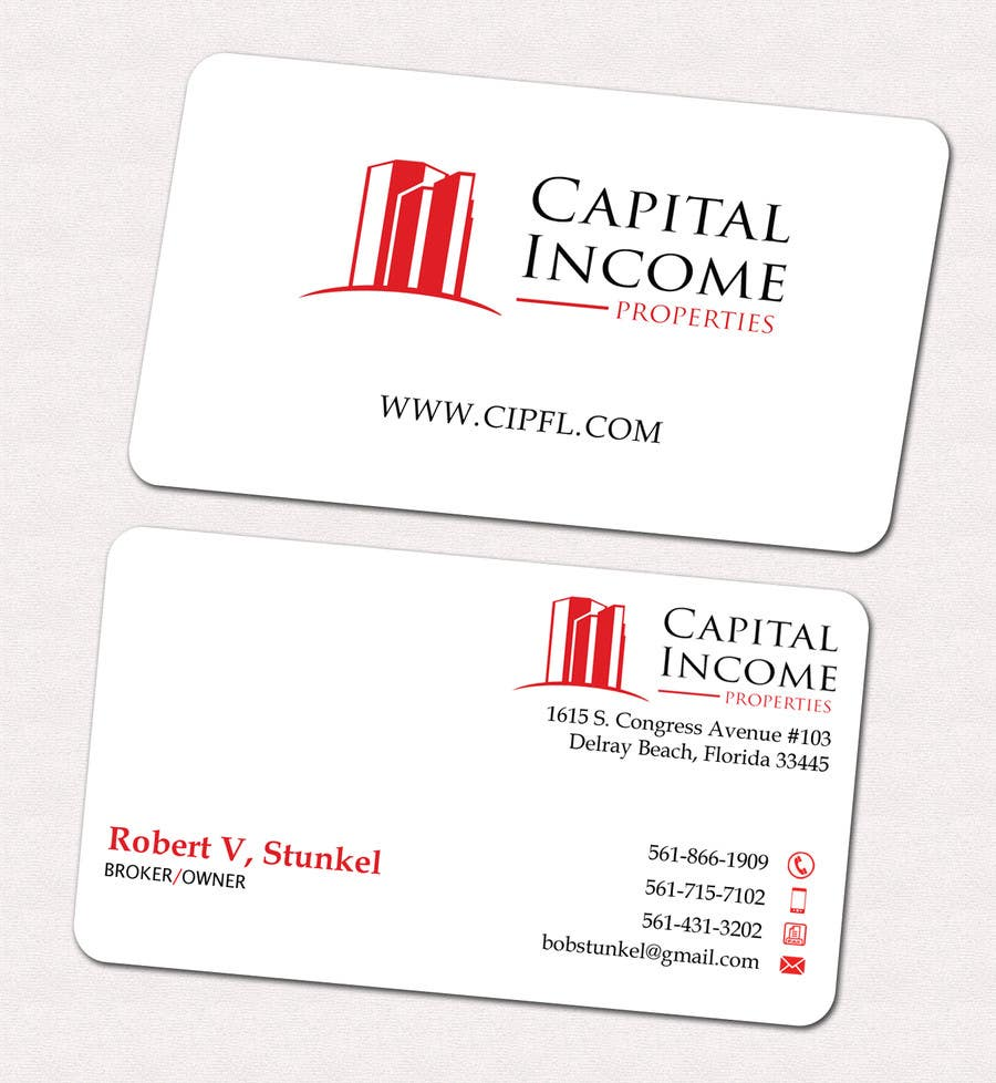Entry 117 by a2mz for design some business cards for commercial contest entry 117 for design some business cards for commercial real estate company reheart Choice Image