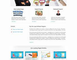 #52 cho Website Design for LeadsMarket.com bởi clickinn