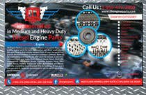 Graphic Design Contest Entry #90 for Design a Company Banner For Engine Parts