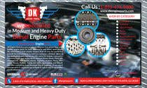 Graphic Design Contest Entry #94 for Design a Company Banner For Engine Parts