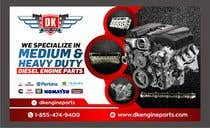 Graphic Design Contest Entry #79 for Design a Company Banner For Engine Parts