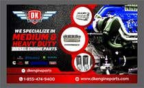 Graphic Design Contest Entry #118 for Design a Company Banner For Engine Parts