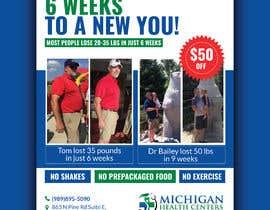 Nro 40 kilpailuun medical weight loss flyer käyttäjältä siambd014