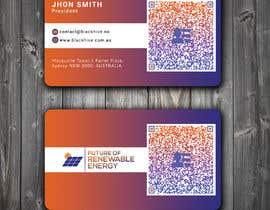 #132 untuk Design some Business Cards oleh rtaraq