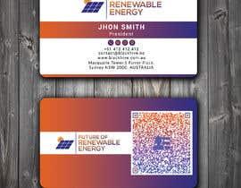 #144 untuk Design some Business Cards oleh rtaraq
