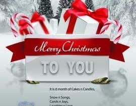 Nro 29 kilpailuun Design a Christmas Flyer käyttäjältä pradeepmariyan