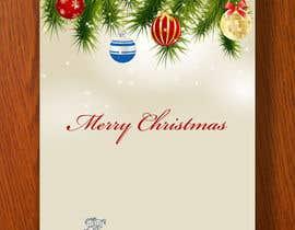 Nro 47 kilpailuun Design a Christmas Flyer käyttäjältä mydZnecoz