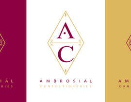 Nro 36 kilpailuun Design a Logo and Product label for a Confectionery Business käyttäjältä JesusCamacaroB