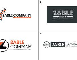nº 203 pour Logo Design for 2 ABLE COMPANY par nhancewebs