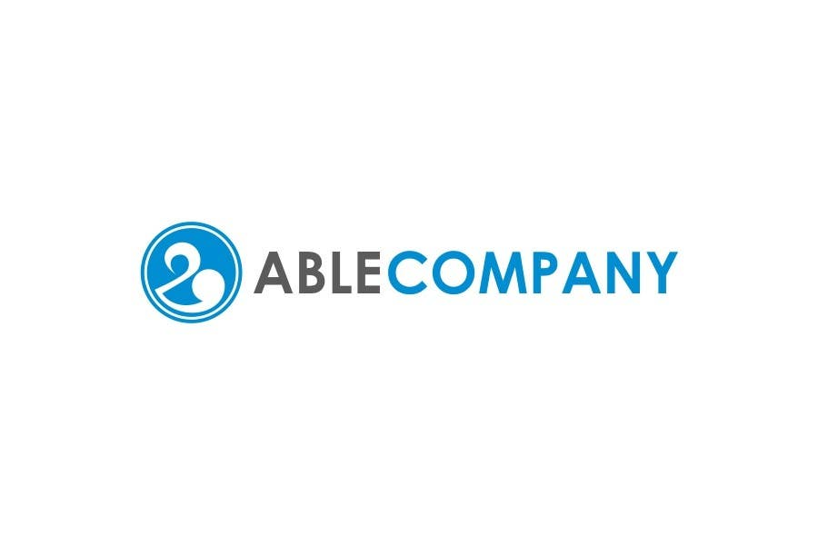 Inscrição nº 518 do Concurso para Logo Design for 2 ABLE COMPANY