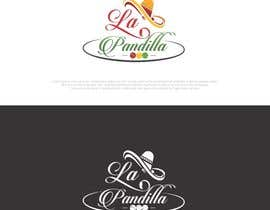 #24 for A creative and unique logo for a mexican restaurant called La Pandilla  The name means in English (the gang) I need to see crazy ideas No generic ideas or standard logo templates or copies from other logos will be accepted by creativelogodes